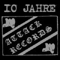 V/A - 10 JAHRE ATTACK RECORDS  EP